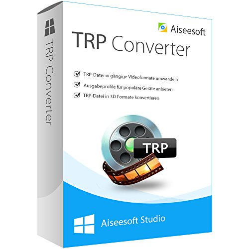 TRP Converter Win Vollversion (Product Keycard ohne Datenträger) (Video-download Auf Kindle Fire)