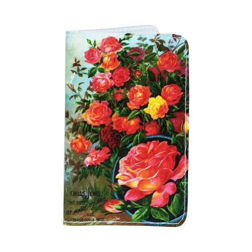 porte-cartes-roses-plantes-pour-cartes-de-visite-et-cartes-bancaires