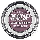 Maybelline Eyestpzio Color Tattoo, Ombretto A Lunga Tenuta, Vintage Plum - 10 Gr
