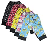 #1: New Day Boys Cotton Three Fourth Pant 5 Piece Combo