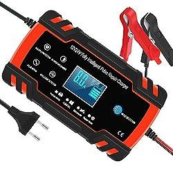 NOCO Genius G750EU 6V//12V .75A UltraSafe Intelligentes Batterieladeger/ät f/ür Auto Motorrad und Mehr