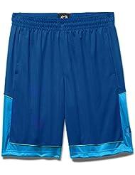 Under Armour - Short de Basketball Under Armour Baseline bleu Royal pour homme