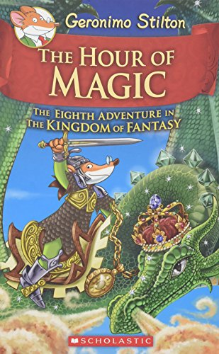 Geronimo Stilton And The Kingdom Of Fantasy 8