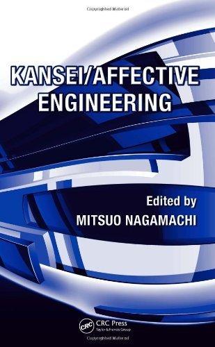 Kansei Engineering, 2 Volume Set: Kansei/Affective Engineering (Industrial Innovation Series) (2010-09-17) (Kansei Engineering)