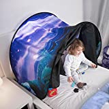 Kinderbett-Zelt - Schlafzelt für Kinder - Ein fantastisches Zelt mit einem ausgefallenen und schönen Design