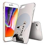 FHHICCGHF iPhone 7 Coque,iPhone 8 Coque, [transparente] Coque arrière en silicone...
