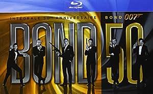 James Bond 007: Bond 50 (Édition Limitée) [Blu-Ray] [Édition Limitée]