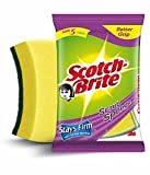 #2: Scotch-Brite Scrub Sponge (Large) - Set of 2Pcs