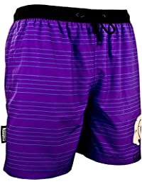 b7c38945ad GUGGEN Mountain Men's Swimming Trunks Out of High-Tec Material Swim Shorts  Bathing Drawers Bathers