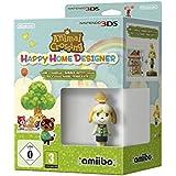Animal Crossing: Happy Home Designer + amiibo Canela, Edición Verano
