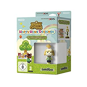Animal Crossing: Happy Home Designer + amiibo – [3DS]