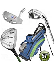 "US Kids UL-57"" Boys 5-Club Golf Package Set 2012"