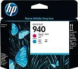 HP Druckkopf C4901A/C4901AE cyan/magenta 940 OfficejetPro 8000/8500