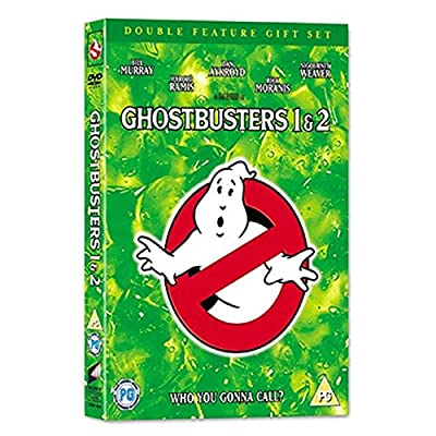 Ghostbusters / Ghostbusters 2 [2 DVDs] [UK Import]