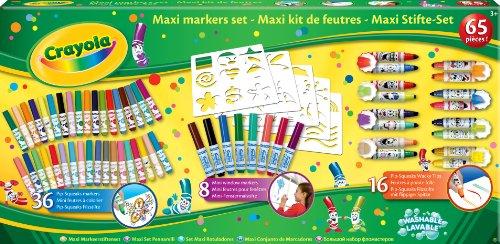 crayola-58-1301-e-000-loisir-cratif-bote-de-60-feutres