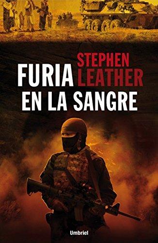 Furia en la sangre (Umbriel thriller) por Stephen Leather