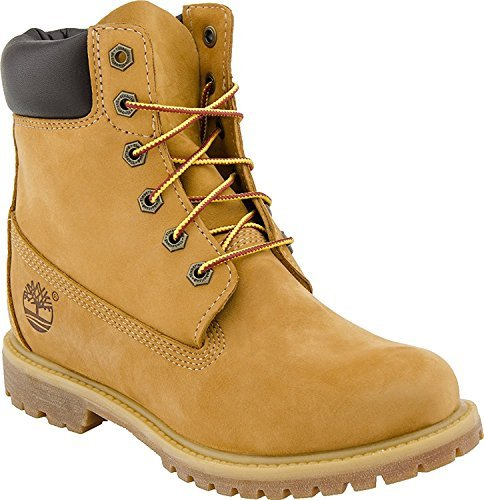 Timberland Women s Wheat Nubuck EK 6 Premium with Internal 10 B M US