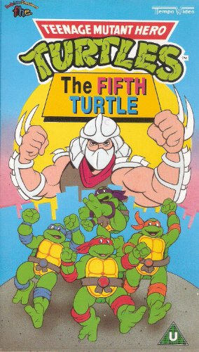 Preisvergleich Produktbild Teenage Mutant Ninja Turtles: The Series [VHS] [UK Import]