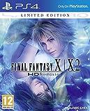 Final Fantasy X X2 Hd Remaster Ps4 Limited edition Metal Box