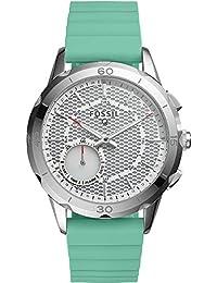 Fossil Q Modern Pursuit Hybrid Smartwatch silver