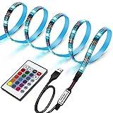 Lunsy Bande lumineuse pour TV LED, Bande de rétroéclairage pour 30 LED TV, Bande...