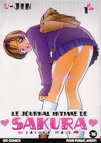 Journal Intime Sakura - Le Journal Intime de Sakura