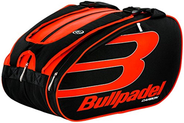 Schlägertasche Bullpadel 18004 Orange Fluor