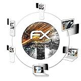 atFoliX Blickschutzfilter für Cafe-Bonitas Tech1 Blickschutzfolie - FX-Undercover 4-Wege Sichtschutz Displayschutzfolie