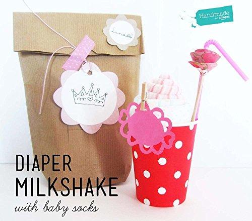 idea-regalo-original-para-bebs-milkshake-calcetines-de-algodn-de-marca-1-paal-dodot-con-bolsita-kraf