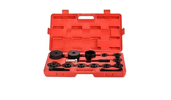 Madlife Garage 23 Pcs Professional Front Wheel Hub Drive Bearing Removal Tool Kit