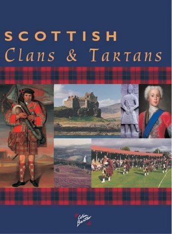 Scottish Clans and Tartans (Souvenir Guide) by Alastair Cunningham (2003-06-15) (Cunningham Tartan)