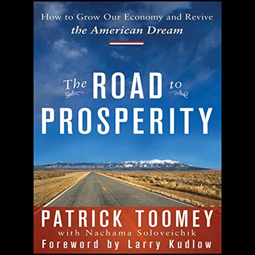 The Road to Prosperity  Audiolibri