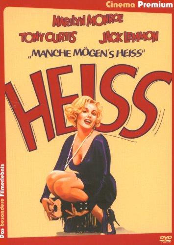Bild von Manche mögen's heiß (Cinema Premium Edition, 2 DVDs)