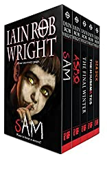 The BIG Horror Box Set (5 book series) (English Edition)