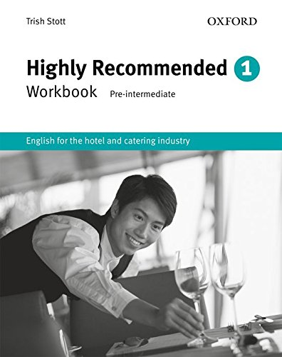 Highly recommended. Workbook. Per gli Ist. tecnici e professionali: Highly Recommended 1. Workbook
