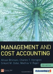Management and Cost Accounting with MyAccountingLab access card