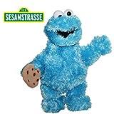 Sesamstrasse - Plüsch Figur Kuscheltier Krümelmonster 37 cm