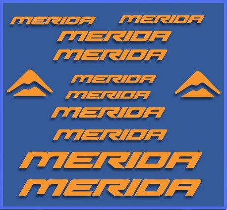 pegatinas-stickers-merida-dr1103-bikes-stickers-aufkleber-decals-autocollants-adesivi-mtb-btt-naranj