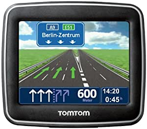 """TomTom Start Classic 3.5"""" Sat Nav with Central Europe Maps (19 Countries)"""