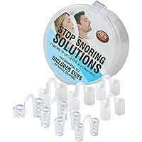 8pcs Dilatatore Nasale Antirussamento Anti Russare Dispositivo Rimedi per Non Russare Smettere di Russare per Dormire…