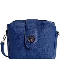 Lino Perros Women's Sling Bag (Blue)
