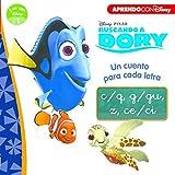 Image de Buscando a Dory. Un cuento para cada letra: c/q, g/gu, z, ce/ci (Leo con Disney Nivel 1) (BUSCANDO A NEMO)