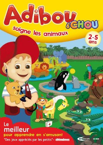 Adibou d'chou soigne les animaux 2010