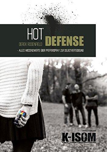 Hot Defense: Alles Wissenswerte über Pfefferspray zur Selbstverteidigung -