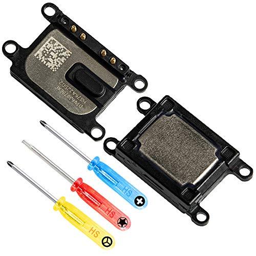 MMOBIEL Hörmuschel kompatibel mit iPhone 8/7 Hörer Ohrmuschel Lautsprecher inkl 3X Schraubenzieher