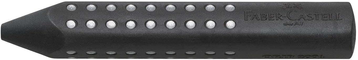 Faber-Castell 287199 - Dreieckradierer Grip 2001, schwarz