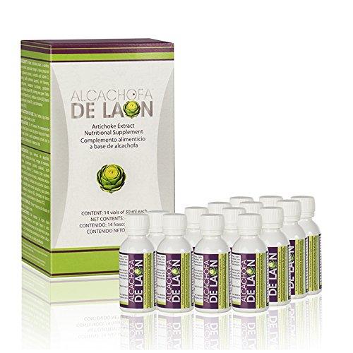 Alcachofa de Laón, ayuda a perder peso de forma natural.