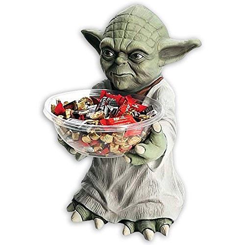 Holder Yoda Süßigkeitenhalter ()
