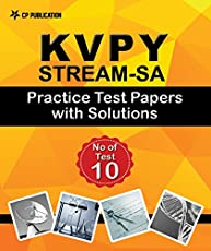 KVPY (SA) Practice Test Papers For Class-11 By Career Point Kota