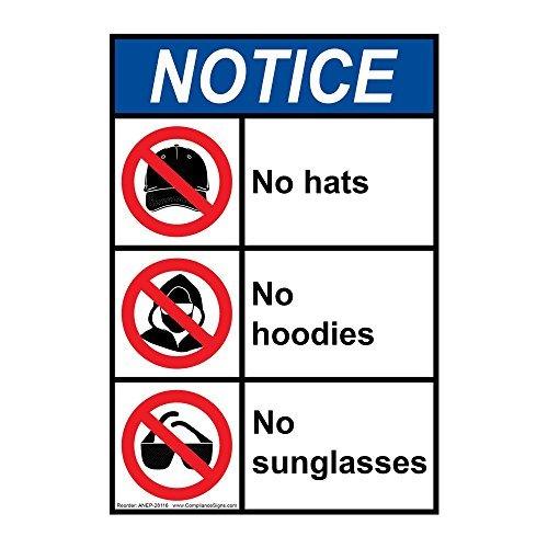 Foto de Pegatinas de vinilo para gafas de sol, con texto en inglés